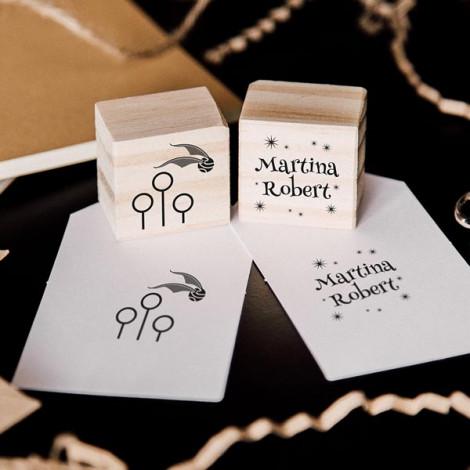"Pack de 2 sellos ""Magia"""
