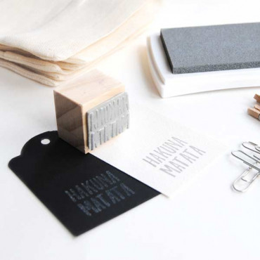 Tinta gris VersaCraft para papel, tela y madera