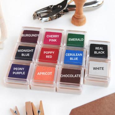 Escribe el color de las 2 tintas en el apartado PERSONALIZACIÓN