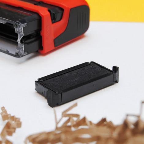 Recambio tinta negra sellos automáticos (tela y papel)