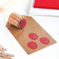 Tinta roja VersaCraft Poppy Red (papel, tela y madera)