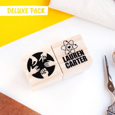 OPCIONAL: Puedes añadir el Deluxe Pack en las opciones de producto.