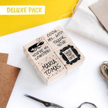 OPCIONAL: Puedes añadir el Deluxe Pack en las opciones de producto