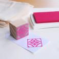 Tinta rosa fucsia VersaCraft Cherry Pink (papel, tela y madera)