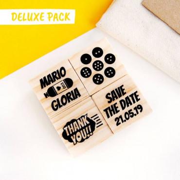OPCIONAL: Añade el Deluxe Pack en las opciones de producto.