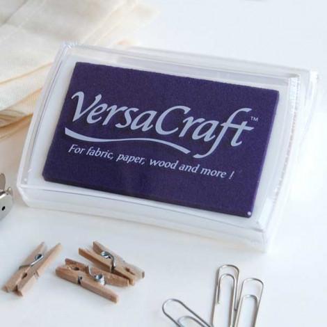 Tinta VersaCraft Peony Purple (papel, tela y madera)