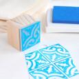 Tinta azul VersaCraft Ceruelan Blue (papel, tela y madera)