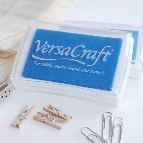 Tinta VersaCraft Ceruelan Blue (papel, tela y madera)