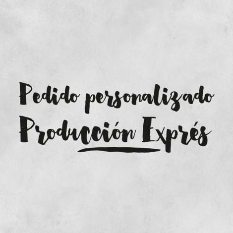 Pedido Personalizado Exprés