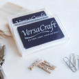Tinta azul marino VersaCraft Midnight Blue (papel, tela y madera)