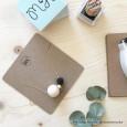 Mini sello con tu logo perfecto para el packaging de tus joyas