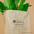 Personaliza tus bolsas con el sello personalizado con tu logo a gran tamaño