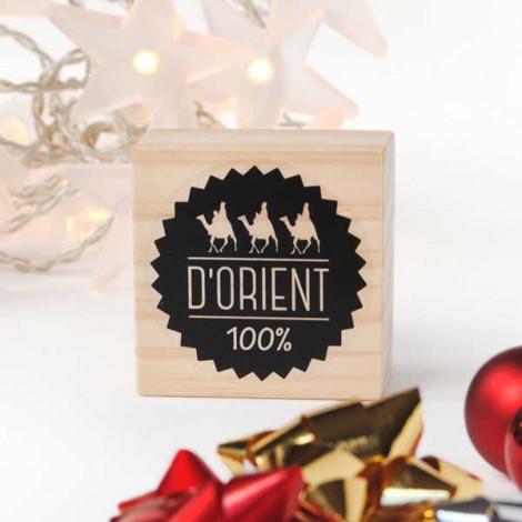 Sello navidad D'Orient (catalán)