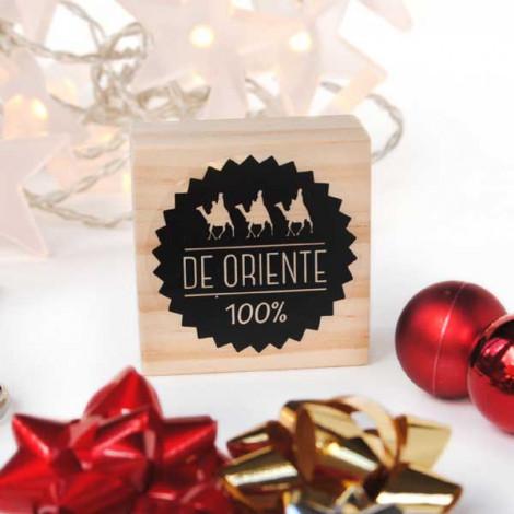 Sello navidad De Oriente (castellano)