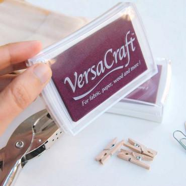 Tinta color vino VersaCraft Burgundy (papel, tela y madera)