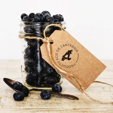 Sello producto ecológico Cantabria
