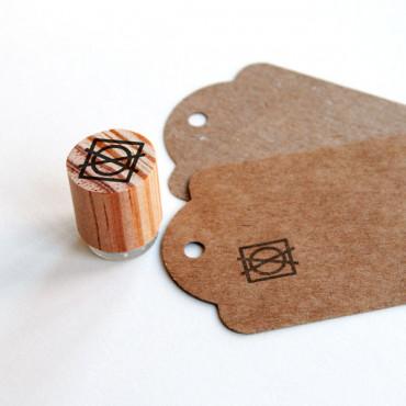 Mini sello no usar secadora para etiquetas de ropa | biterswit