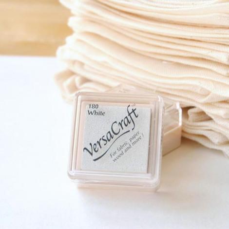 Mini tinta VersaCraft White (papel, tela y madera)