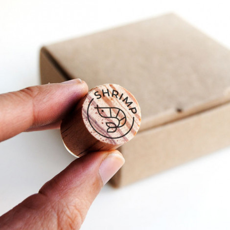 set de sellos personalizados para empresas · biterswit