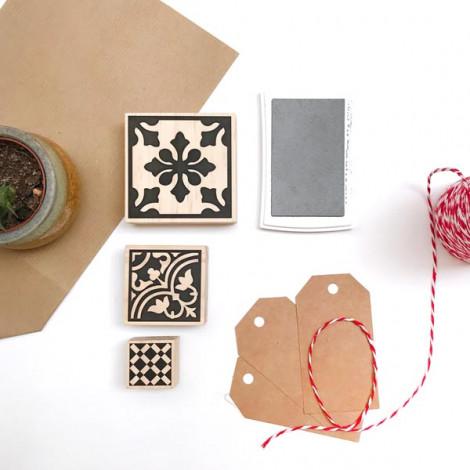 Sello Handmade para artesanos