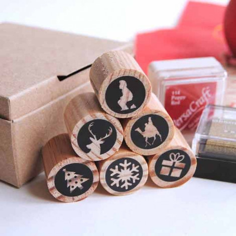 Pack mini sellos Nadal