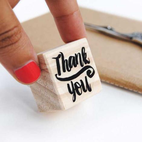 Sello Thank You (inglés)